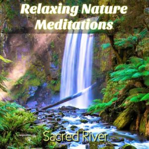 relaxing zen music sacred river