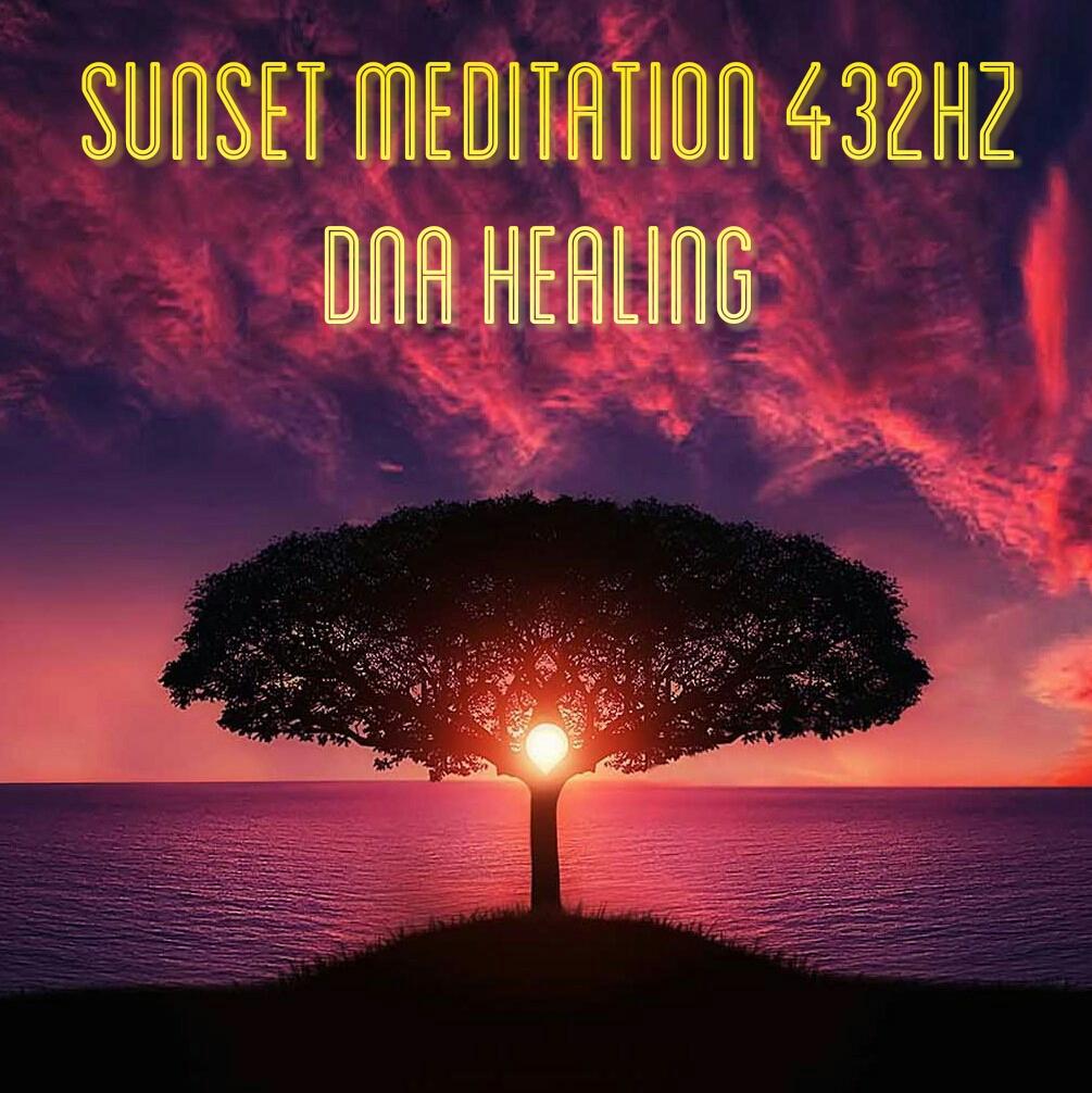 Sunset Meditation 432Hz Healing Mp3 Music Download | Music2relax com