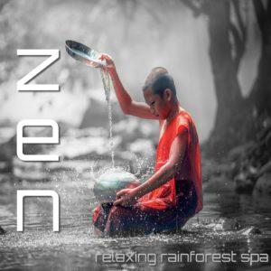 zen relaxing rainforest music download