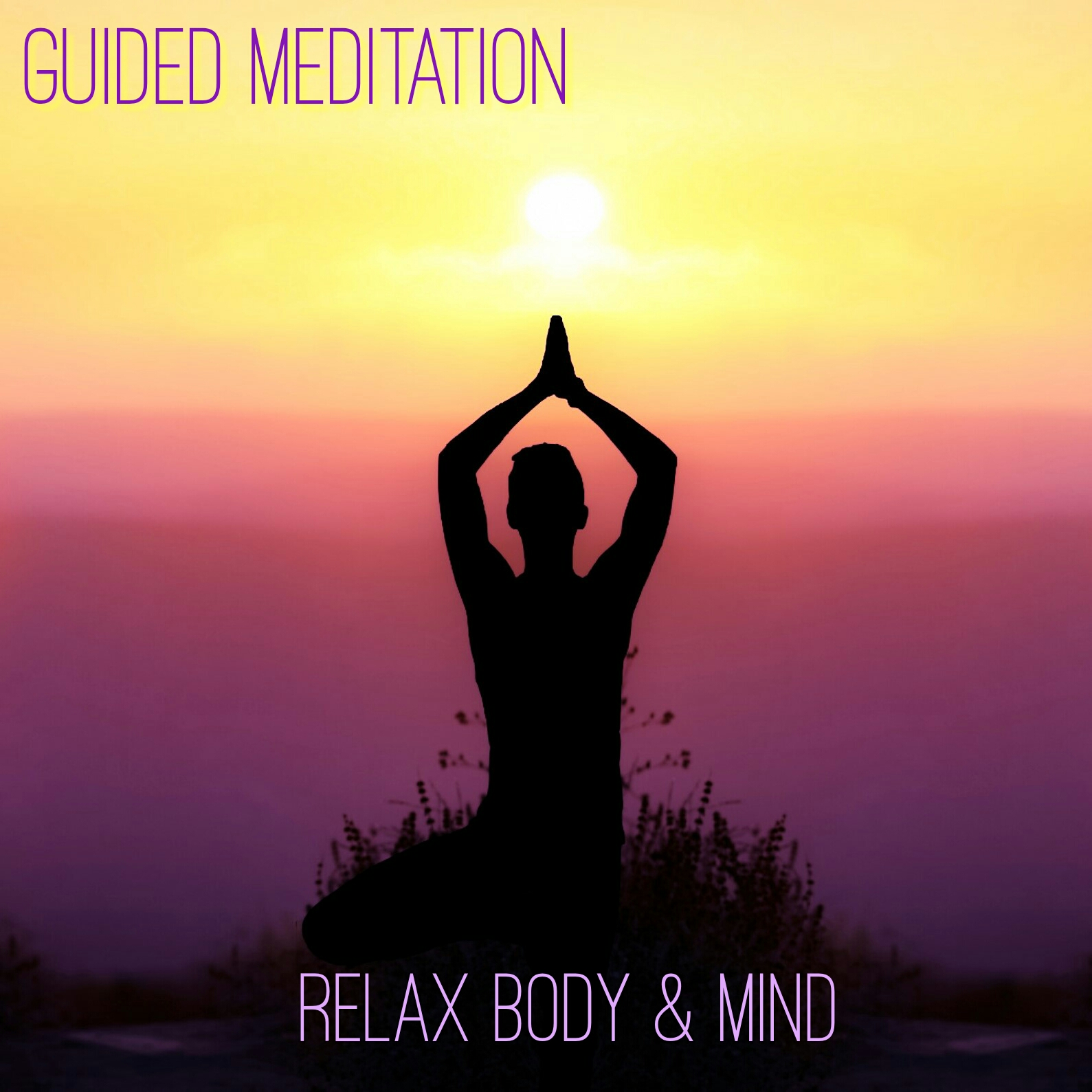 Relax Body & Mind Guided Meditation 10 minute Mp3   Music2relax com