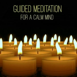 relaxing guided meditation download mp3. a calm mind