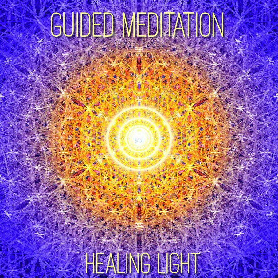 Healing Light Energy Guided Meditation Mp3 Download | Music2relax com